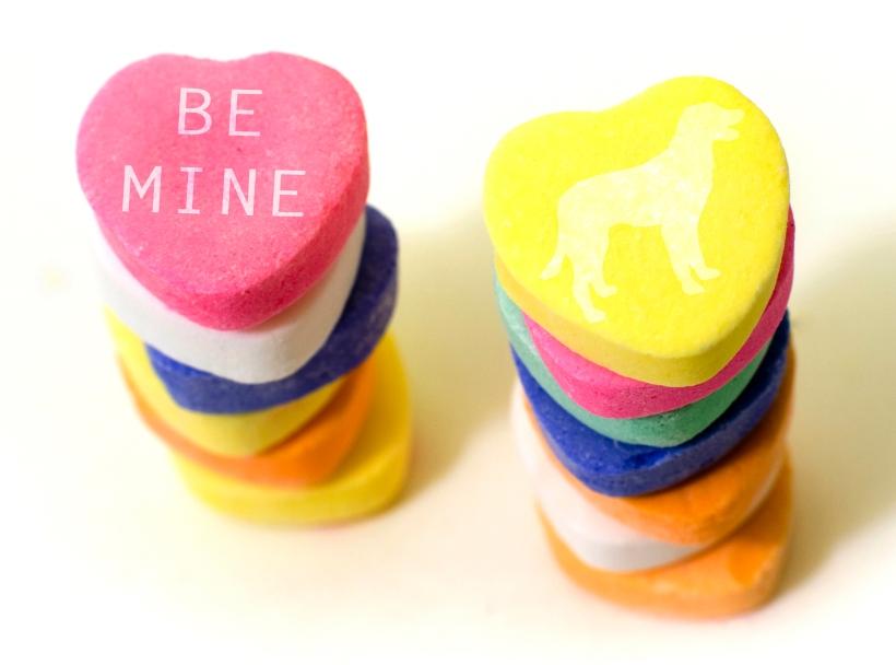 Valentine Candy Stack 2